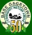 Base Gagetown Community History Association Logo